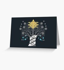 Whitestone Winters Crest Greeting Card