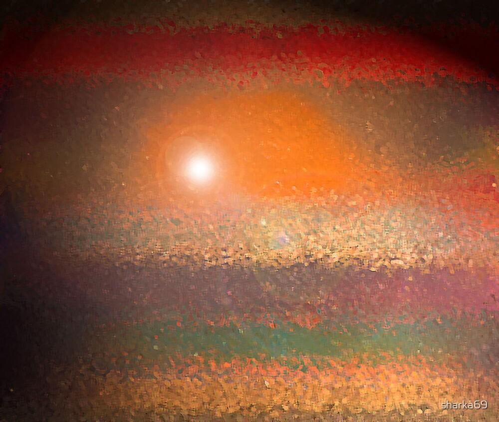 Moon of Titan by sharka69