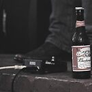 beer and boots by Amanda Huggins