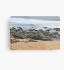 It was love at first sight... the day I met The Beach Metal Print