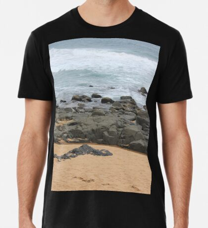 It was love at first sight... the day I met The Beach Premium T-Shirt