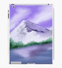 Purple Mountain iPad Case/Skin