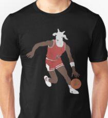 Michael Jordan, The GOAT Unisex T-Shirt