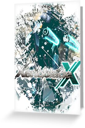 Xenoblade Chronicles X by TheBritishSonic