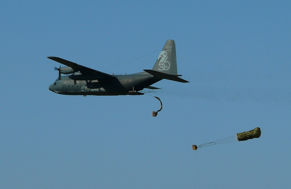 Dropping a load by Tim Everding
