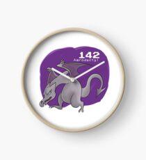 Pokemon #142: Aerodactyl Clock