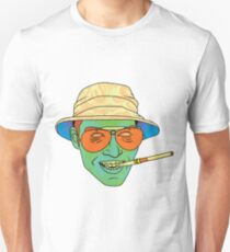Duke (Fear and Loathing in Las Vegas) Unisex T-Shirt