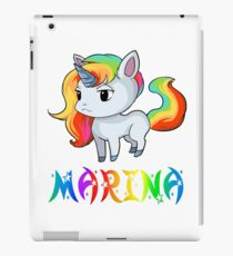 Marina Unicorn Sticker iPad-Hülle & Klebefolie