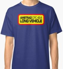 Long Vehicle Classic T-Shirt