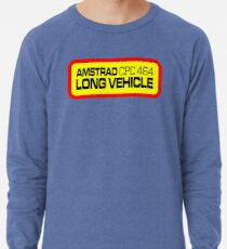 Long Vehicle Lightweight Sweatshirt