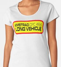 Long Vehicle Women's Premium T-Shirt