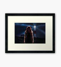 SIRENNE Framed Print