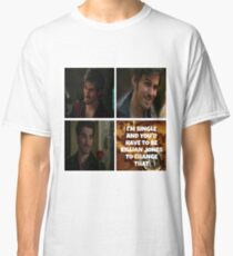 I'm Single And You'd Have To Be Killian Jones To Change That Classic T-Shirt