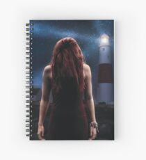 SIRENNE Spiral Notebook