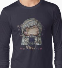 Nature Girl a la Naturale Long Sleeve T-Shirt