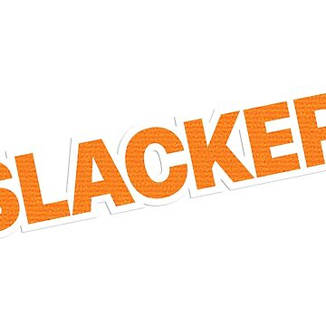 Slacker by vectorbay