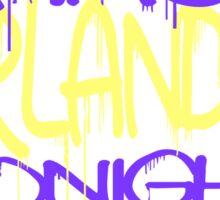 Vamos Orlando Sticker