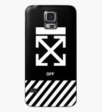 off white Case/Skin for Samsung Galaxy