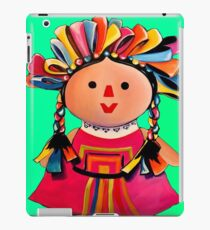 Mexican Maria Doll 3 iPad Case/Skin