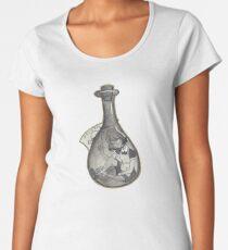Inktober- Poison Women's Premium T-Shirt