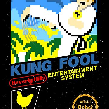 Kung Fool by Punksthetic