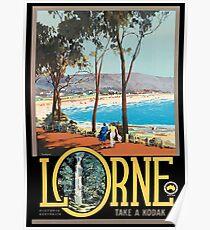 Lorne, Victoria Poster