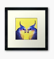 Winnie Bird Framed Print
