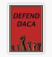 DEFEND DACA Sticker