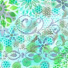 Layer Upon Layer # 3 by Sandra Foster