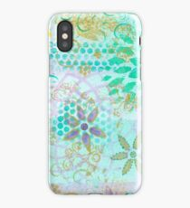 Layer Upon Layer # 1 iPhone Case/Skin