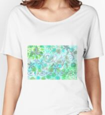 Layer Upon Layer # 3 Women's Relaxed Fit T-Shirt