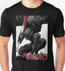 berserk guts berserker armor rage Unisex T-Shirt