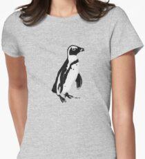 Penguin1021817 Women's Fitted T-Shirt