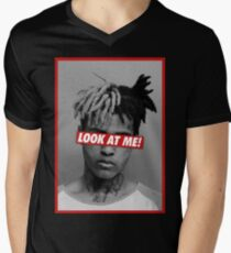 XXXTENTACION Men's V-Neck T-Shirt