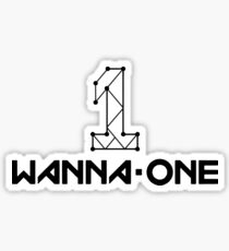 Wanna One - Logo Sticker