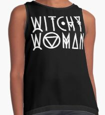 Witchy Woman Contrast Tank