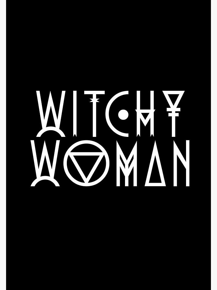 Witchy Woman by wolfandbird