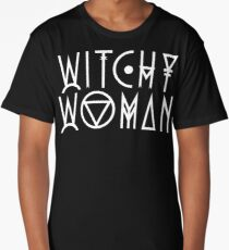 Witchy Woman Long T-Shirt