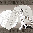 Psychopharmacology by farorenightclaw