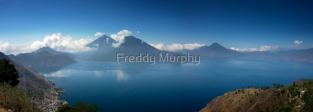 Godines view by Freddy Murphy