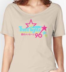 Three Lights Sailorstars Tour '96 Women's Relaxed Fit T-Shirt