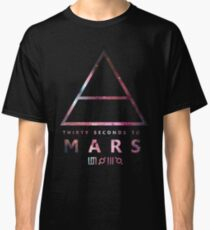 30 Seconds To Mars Universal Classic T-Shirt