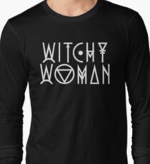 Witchy Woman Long Sleeve T-Shirt