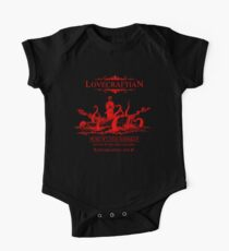 Lovecraftian - R'lyeh Whiskey Red Label One Piece - Short Sleeve