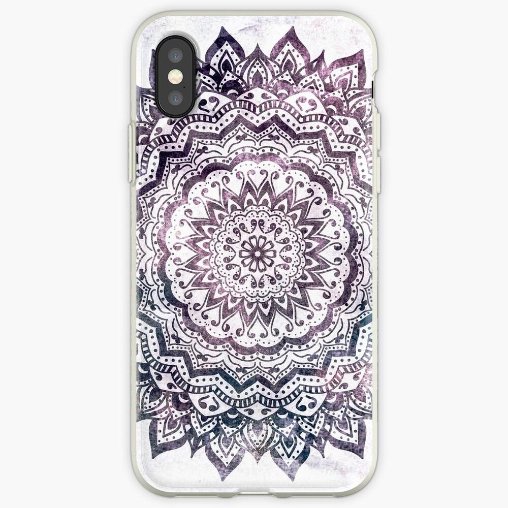 JEWEL MANDALA iPhone Case & Cover