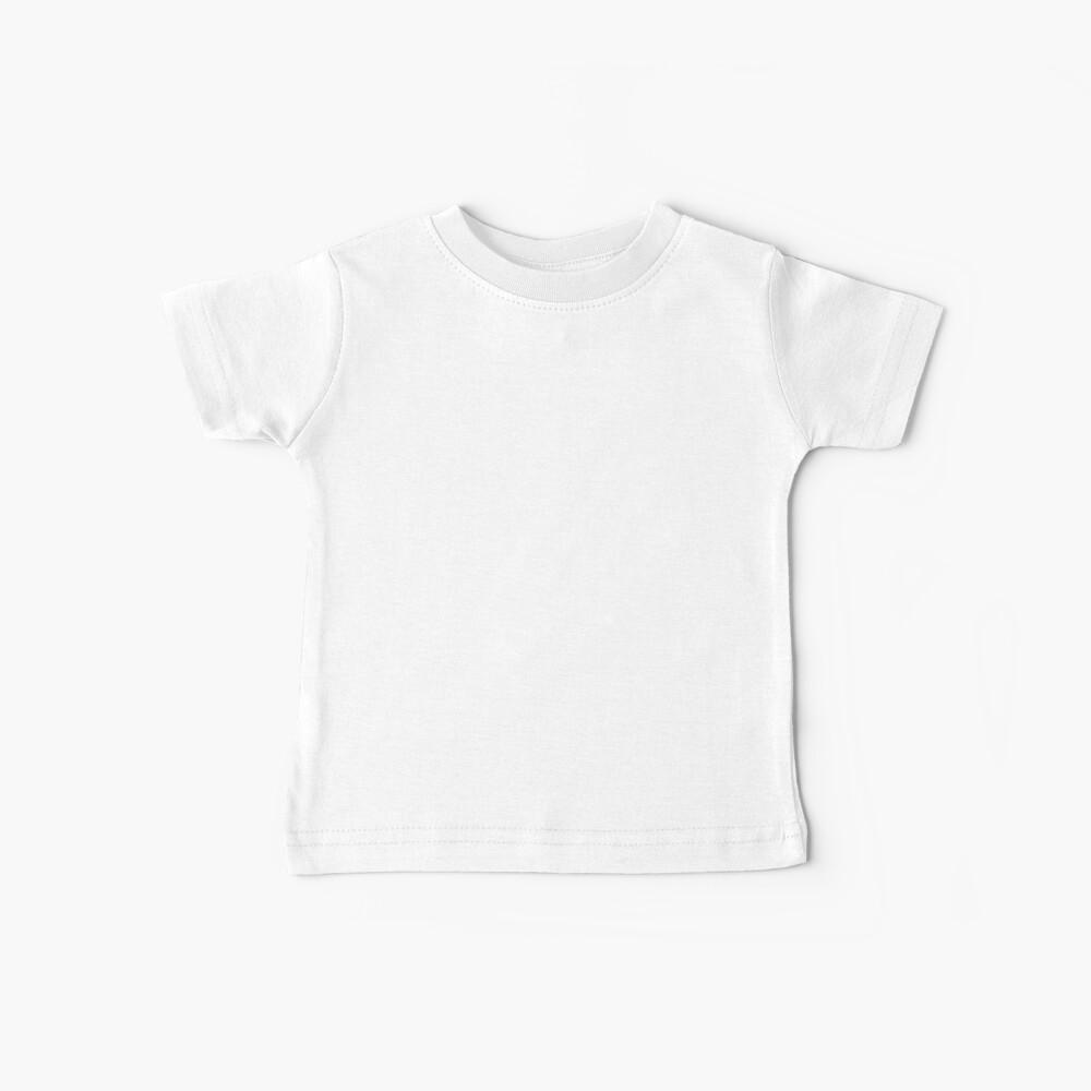 Mondphasen Nr. 2 Baby T-Shirt