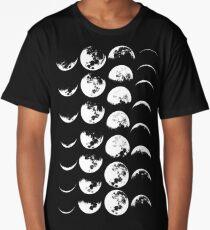 Moon Phases No. 2 Long T-Shirt