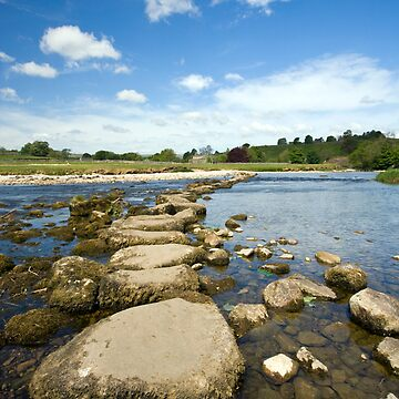 Stepping Stones by tommysphotos