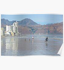 Strand in Strand Poster