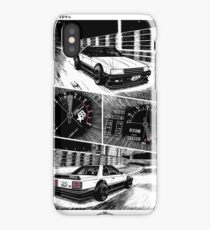 HR30 - White iPhone Case/Skin